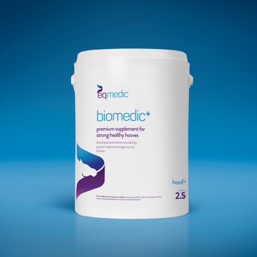 equine hoofcare supplement biomedic +